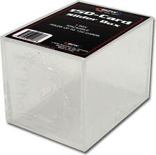 (10) BCW-SB150 BCW 150 Count Trading Card Storage Slider Box Case Holder Storage