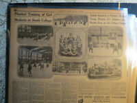 Women Sports Newspaper 1906 GIRLS PHYSICAL TRAINING AT SMITH COLLEGE ATHLETES