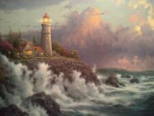 "Thomas Kinkade ""Conquering The Storm"" The Limited Edition Collection"