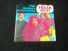 Freak Out by Frank Zappa/Mothers of Invention (CD, 1987, Rykodisc/RCD 40062).