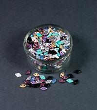 Czech Diamond Beads 40grams Beadscoop See Photo