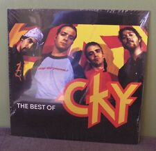 "CKY ""The Best of"" LP OOP All That Remains Bam Margera HIM"