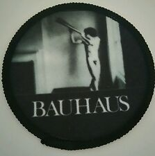 BAUHAUS Patch parche ian curtis new order the cure joy division postpunk