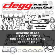 Isuzu, 1.6L, 4XE1W, Impulse, Stylus, 16V DOHC, 90-91, Complete Engine Kit