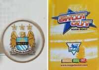 Shoot Out Manchester City Football Cards 06/07 **Multi-Buy Discount Available**