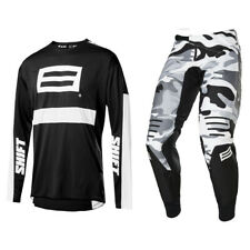 2020 SHIFT MX BLACK LABEL MOTOCROSS KIT PANTS JERSEY 3LACK LABEL - G.I. FRO CAMO
