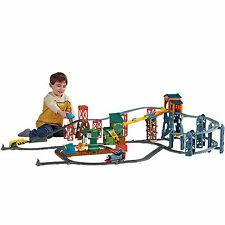 Fisher Price Thomas and Friends Track Master Mad Dash on Sodor Set Ages 3+ Toy