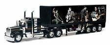 Elvis Presley Semi Kenworth W900 Custom Cab Die Cast Truck 1:32 Scale Model