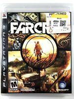 FREE SHIPPING🔥 Far Cry 2 (Sony PlayStation 3, 2008) PS3 Game Complete CIB VG