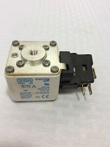 NEW SIBA Industrial Fuse SQB1 315A With SIBA2800104