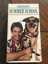 VHS Tape Summer School - Great Condition