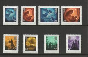 GB 2019 Christmas Stamp Set MNH