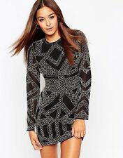 ASOS Women's Long Sleeve Chiffon Dresses