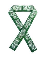 Islam Green Head Scarf  / Islamic Bandanna Headband