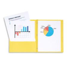 "Studio C 2-Pocket Folder 11.75/""X9.5/""-Sugarland Assorted Colors"