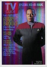 Star Trek Deep Space 9 Quotable TV Guide Chase Card TV3