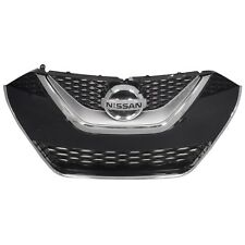 NEW OEM 2016-2018 NISSAN MAXIMA FRONT GRILLE WITH CAMERA & EMBLEM 62310-4RA0B