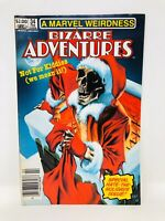 BIZARRE ADVENTURES 1982 Comic #34 EXCELLENT FP20