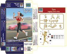 "Master Box �€"" Logging some miles. Tyra �€"" Plastic model kit 1:24 Scale #24050"