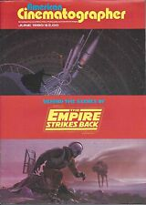 American Cinematographer June 1980 Star Wars Empire Strikes Back ILM