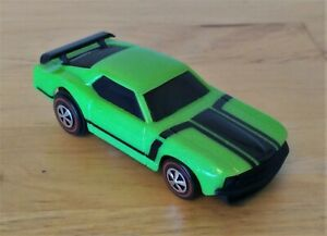 Hot Wheels Sizzlers Boss Ford Mustang 2006