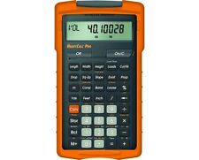 Calculated HeavyCalc Pro 4325 Heavy Construction Math Calculator and Case