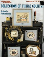 Collection of Things Country Cross Stitch Duck | Leisure Arts 479