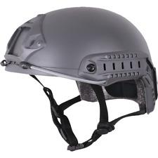 Viper Fast Helmet in Titanium Airsoft