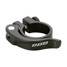 BBB SmoothLever Quick Release Bicycle Seat Clamp 34.9mm - Black