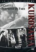 I Cattivi Dormono in Pace (1960) DVD Nuovo Sigillato Kurosawa N