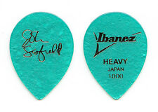 John Scofield Signature Ibanez Obround Green Tour Guitar Pick