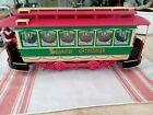Bachmann G Scale Merry Christmas Trolley