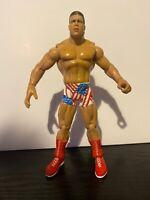 Kurt Angle WWE WWF Wrestling Figure Titan Tron Live Jakks 2000
