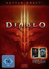 Diablo III: Battle Chest PC Key - Diablo 3 Battleches Blizzard Battle.net Code