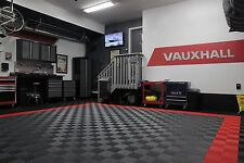 VAUXHALL Garage Sign 5 Feet Long  Brushed Silver