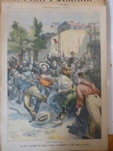 1901 United States Lynching Mass Black Accusing Assassination Woman White