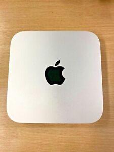 Mac Mini Server 2GHz i7 8GB 2 x 500GB Hard Drives Mid 2011