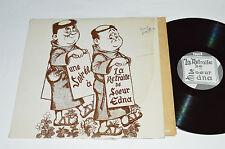 LA RETRAITE DE SOEUR EDNA Une Soiree A LP Quebec Private Label Singing Nun Album
