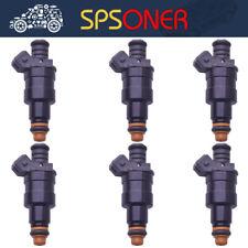 6pcs 0280150158 fuel injector for Porsche CARRERA TARGA  911 924 944 3.2L 83-92
