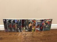 Independent Comics Lot Of 12 ***ships Free****