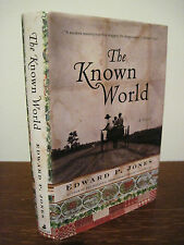 1st/1st Printing THE KNOWN WORLD Edward P. Jones PULITZER PRIZE & NAT BOOK AWARD