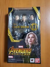 (Authentic) BANDAI S.H.Figuarts Marvel Avengers Infinity War BLACK WIDOW