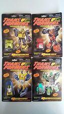 Vintage 1992 G2 Transformers BUMBLEBEE HUBCAP BEACHCOMBER SEASPRAY MOSC Hasbro