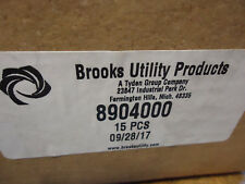 Box of 15 Brooks Utility Products Antipilferage Seals