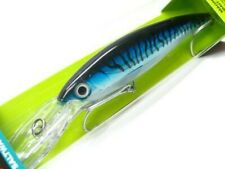 Rapala XRMAG40 Silver Blue Mackerel X-Rap 40 Magnum Diving Fishing Lure