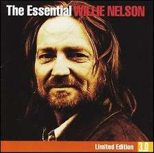 WILLIE NELSON (3 CD) THE ESSENTIAL 3.0 LIMITED EDTION ~ GREATEST HITS *NEW*