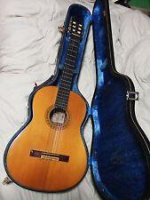 1977 Vintage Yamaha GC-10M GC-10 m Classical Acoustic Guitar Japan hand-made