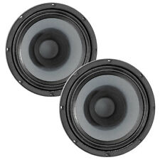 Pair Eminence Legend B102 10 inch Bass Guitar Replacement PA Speaker 8 ohm 200 W