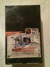 1991-92 Pro Set Hockey Cards, Sealed 36 ct. Box