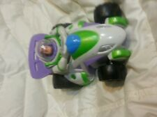 GUC DISNEY/PIXAR HASBRO BUZZ LIGHTYEAR TOY STORY PULL BACK RACE CAR SUPER FUN 4U